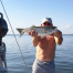 Fishing off the Sailboat